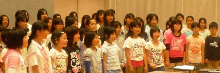 県合唱講習会